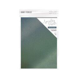 Craft Perfect – Håndlavet bomuldspapir med mønster – Geometric Galaxy