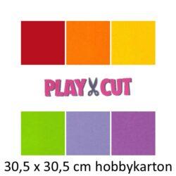 Karton - Playcut 30x30