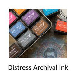 Distress mini archival