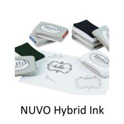 Nuvo Hybrid inkpads