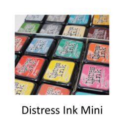 Distress ink MINI