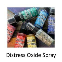 Distress Oxide Spray