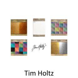 Karton - Tim Holtz