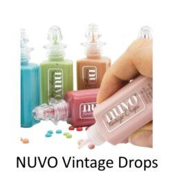 NUVO Vintage drops