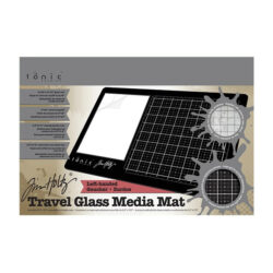 Tonic / Tim Holtz Glass Media Mat – Venstre