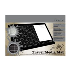 Tonic Studios – Tim Holtz travel glass media matt – Højre