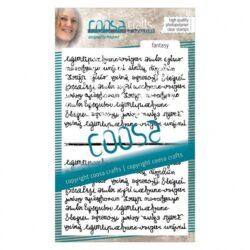 COOSA Crafts stempel – Fantasy
