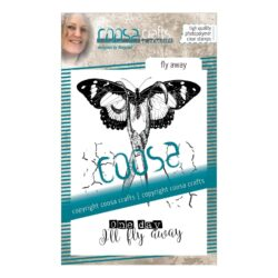 COOSA Crafts stempel – Fly away