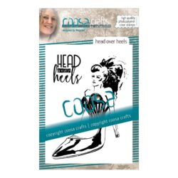 COOSA Crafts stempel – Head over hills