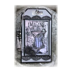 COOSA Crafts stempel – Imagine