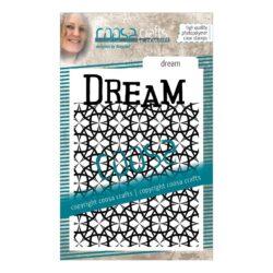 COOSA Crafts stempel – Dream