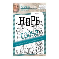 COOSA Crafts stempel – Hope