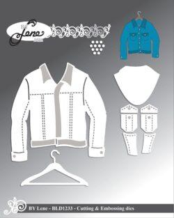 BY LENE DIES – Jacket
