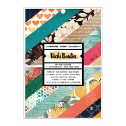 Vicky Boutin – Wildflower & Honey paper pad 15,24 x 20,32 cm