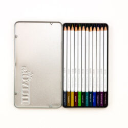 Nuvo Watercourlor Pencils – Dark Shadows