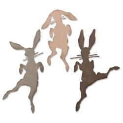 Sizzix/Tim Holtz Die – Bunny Hop