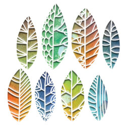 Sizzix/Tim Holtz Die – Cut out Leaves