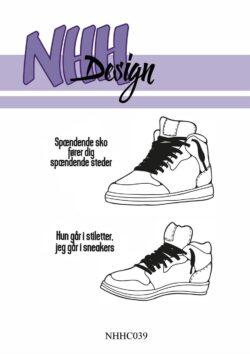 NHH Design Stempel – Sneakers