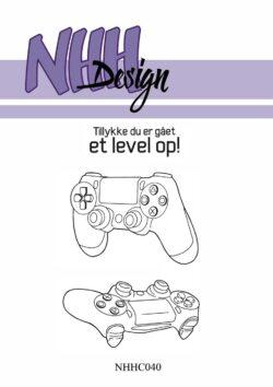 NHH Design Stempel – Joysticks