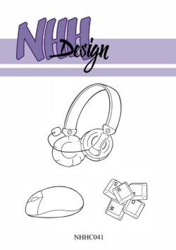 NHH Design Stempel – Computer Stuff