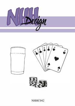 NHH Design Stempel – Poker