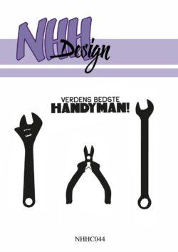 NHH Design Stempel – Handyman