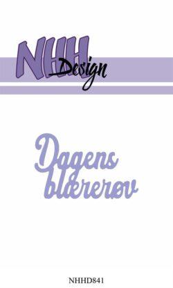 NHH Design Die – Dagens blærerøv