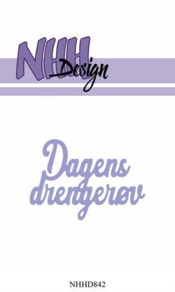 NHH Design Die – Dagens drengerøv