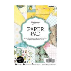 STUDIO LIGHT –  Paperpad – A5 – Garden