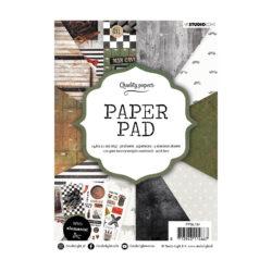 STUDIO LIGHT PAPER PAD – A5 – Men