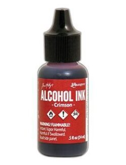 Ranger – Tim Holtz alcohol ink Crimson