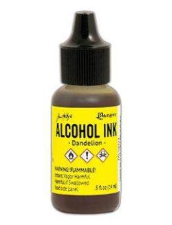 Ranger – Tim Holtz alcohol ink Dandelion