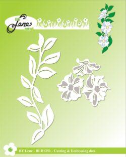 BY LENE DIES – Flower Vine