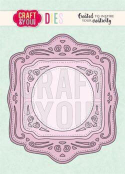 CRAFT & YOU DIE – Wedding Frame