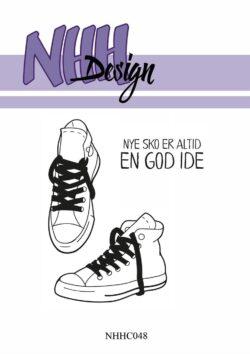 NHH Design Stempel – Basketstøvler
