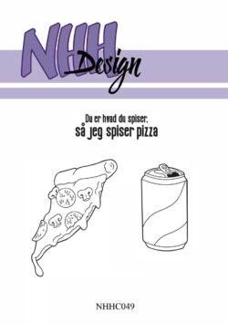 NHH Design Stempel – Pizza