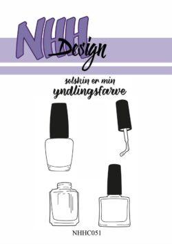 NHH Design Stempel – Neglelak
