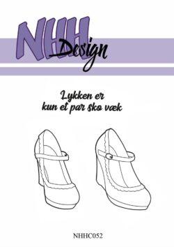 NHH Design Stempel – Højhælede sko