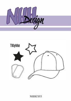 NHH Design Stempel – Kasket