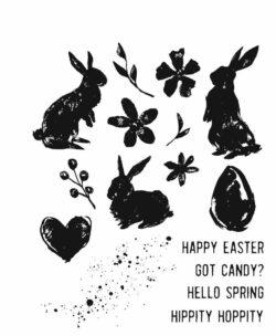 Tim Holtz Stempel – Springtime Shadows