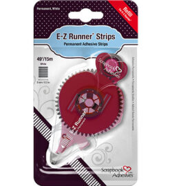E-Z Runner REFILL – STRIPS – permanent