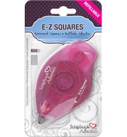 E-Z Runner – SQUARES – permanent