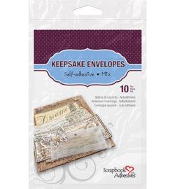 Keepsake Envelopes – Assorted – Permanent