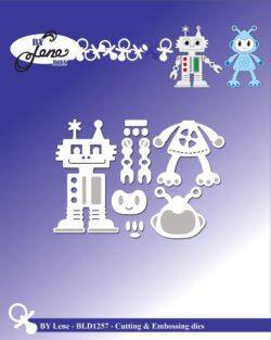 BY LENE DIES – Robots