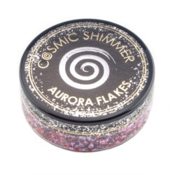 Cosmic Shimmer Aurora Flakes – Blissful Berry