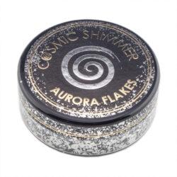 Cosmic Shimmer Aurora Flakes – Black Diamond