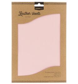 Studio Light Fake Leather – Baby Pink