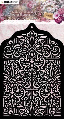 Studio Light Mask Stencil – Jeanine's Mindfuld Art 05