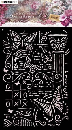 Studio Light Mask Stencil – Jeanine's Mindfuld Art 06