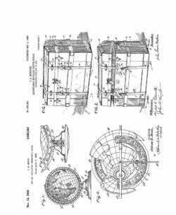 Tim Holtz Stempel – Inventor 9